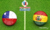Chile vs Bolivia 2-1 All Goals and Highlights Copa America 11-6-2016 HD