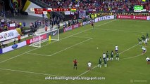 (2-1) GOOAAL - PENALTY Arturo Vidal Second Goal HD - Chile 2-1 Bolivia 10.06.2016 HD