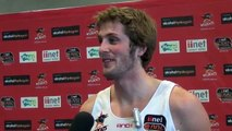 Perth Wildcats - Jesse Wagstaff Press Conference - 17 October 2012