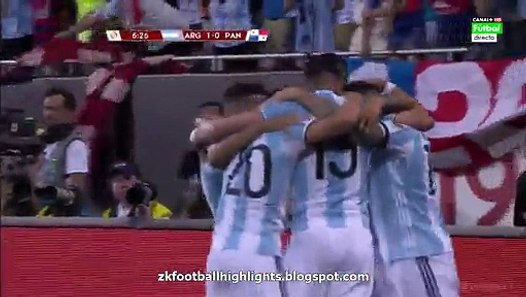 1-0 Nicolás Otamendi Goal HD