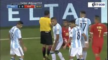 Anibal Godoy Red Card HD - Argentina 1-0 Panama 10.06.2016