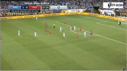 Leo Messi Goal HD - Argentina 2-0 Panama 10.06.2016