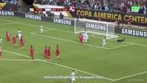 3-0 Lionel Messi Super Free-Kick Goal HD - Argentina 3-0 Panama Copa America Centenario 2016