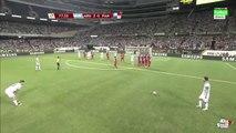 Argentina vs Panama 5-0 Copa America Centenario 2016 Lionel Messi Gol de Tiro Libre  HD
