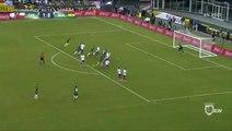Jhasmani Campos Spectacular Free Kick Goal vs Chile (1-1) HD