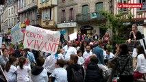 Quimper. Une centaine de manifestants contre la fermeture de l'école Jules Ferry