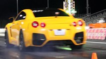 AWD Motorsports Worlds Quickest stock frame turbo GTR - 9.0@152mph