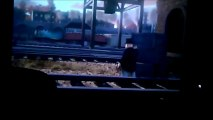 The Great Race - Thomas Practises Shunting (UK Clip)