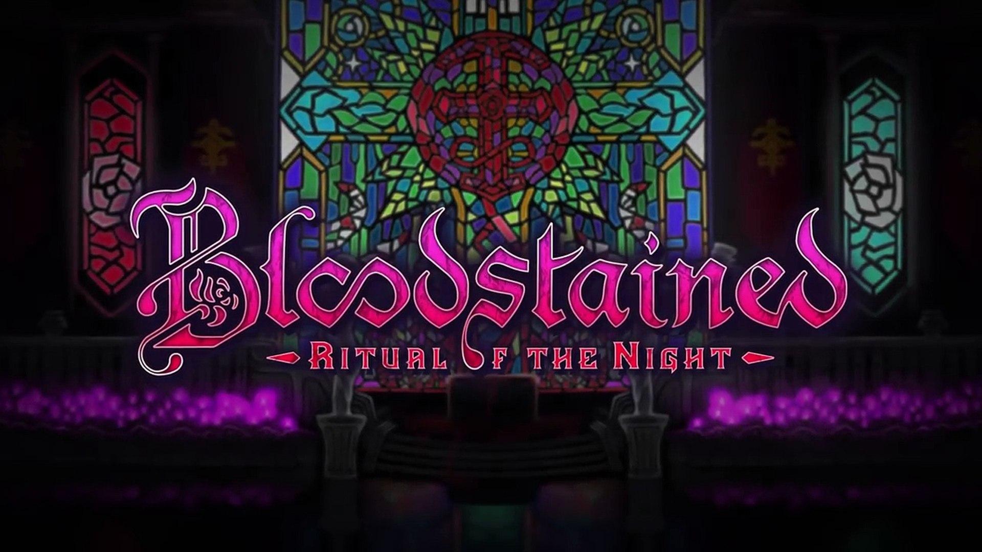 Bloodstained - nouvelle vidéo - E3 2016