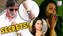 Bollywood Celebs WEIRD Habits | Salman Khan | Rani Mukerji