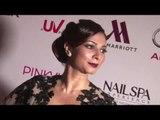 Tanishaa Mukerji Ramp Walks For Mayyur Girotra At India Beach Fashion Week 2016