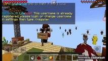 Minecraft pe 0.14.3 de hunger games e nasil girilir