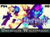 Odin Sphere Leifthrasir Walkthrough Part 7 ((PS4)) Gwendolyn Path - Epilogue - English