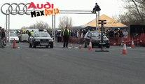 Fiat Punto GT Turbo Vs. Audi 80 Quattro Turbo