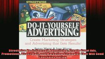 READ book  Streetwise DoItYourself Advertising Create Great Ads Promotions Direct Mail and Full EBook