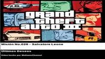 Últimos Deseos - Misión #26 - GTA III