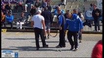 International à pétanque de Nyons : 16ème BAUER vs KERDJOU