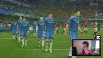FIFA 16 Manchester United Career Mode #11 ACADEMY PLAYERS GALORE!!!! FIFA 16