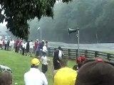 BTCC Oulton Park crash 19/6/05