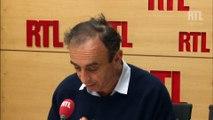 """Manifestation des policiers : """"La peur a changé de camp"""", note Éric Zemmour"""