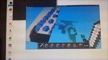 Raspberry Pi Python Minecraft Super Duper Pixel Render