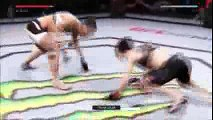 UFC Fight Night 88- Sara McMann vs. Jessica Eye EA Sports UFC 2