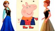 PEPPA PIG Transforms Into Marvel Comics Spider Man | Coloring Videos For Kids | Peppa Pig vs Spider
