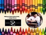 Portrait Artist I Oil Portrait Artist | Fresco Painting & Best Artist in India