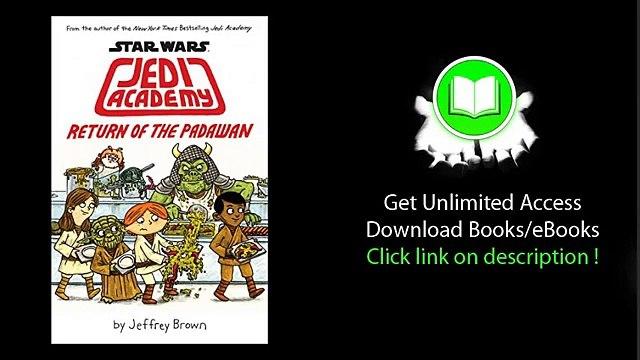 Star Wars Jedi Academy Return of the Padawan Book 2 PDF