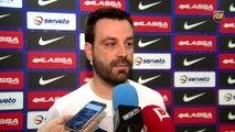 FCB Hoquei: Ricard Muñoz y Sergi Panadero, previa Liceo-FCB Lassa [ESP]