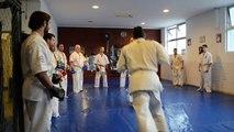 Kumite de Examen Kyokushin Argentina 24 11 13 56