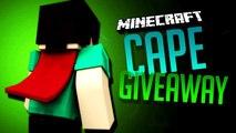 CONCOURS GAGNE UNE CAPE OPTIFINE MINECRAFT (100 likes ♥?! ) [FERME]