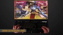 Official Overwatch Razer hardware Powered by Razer Chroma