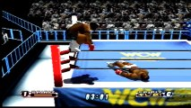 Virtual Pro Wrestling 64 Muhammad Ali vs Mike Tyson