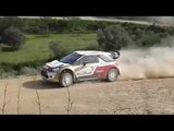 TEST Portugal 2014 Mads Ostberg Citroen DS3 WRC Day 1 PURE SOUND