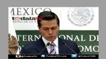 PRESIDENTE DE MEXICO PROPONE APROBAR E MATRIMONIO GAY