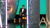Colin Firth BAFTA acceptance speech 2011 for 'The King's Speech'