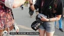 Le 18h de Télénantes : KO KO MO, de retour d'Asie