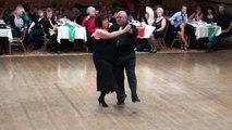 "DanceClub of Grays Harbor - Demonstration # 26 - ""Tango""  5-19-22012"