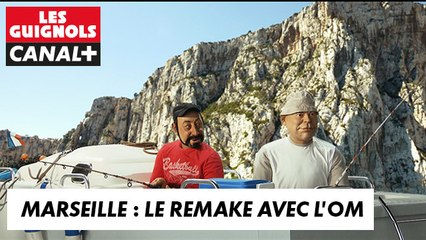 Marseille : le remake avec l'OM - Les Guignols du 19/05 - CANAL+