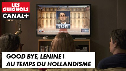 Good Bye, Lenin ! au temps du hollandisme - Les Guignols du 19/05 - CANAL+