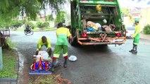 Descarte de lixo irregular em Ribeirão Preto + Link - Jornal da Clube (25/11/2015)