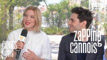Zapping cannois du 19/05/16 - Xavier Dolan, Iggy Pop, Vincent Cassel, Soko - Cannes 2016 - CANAL+