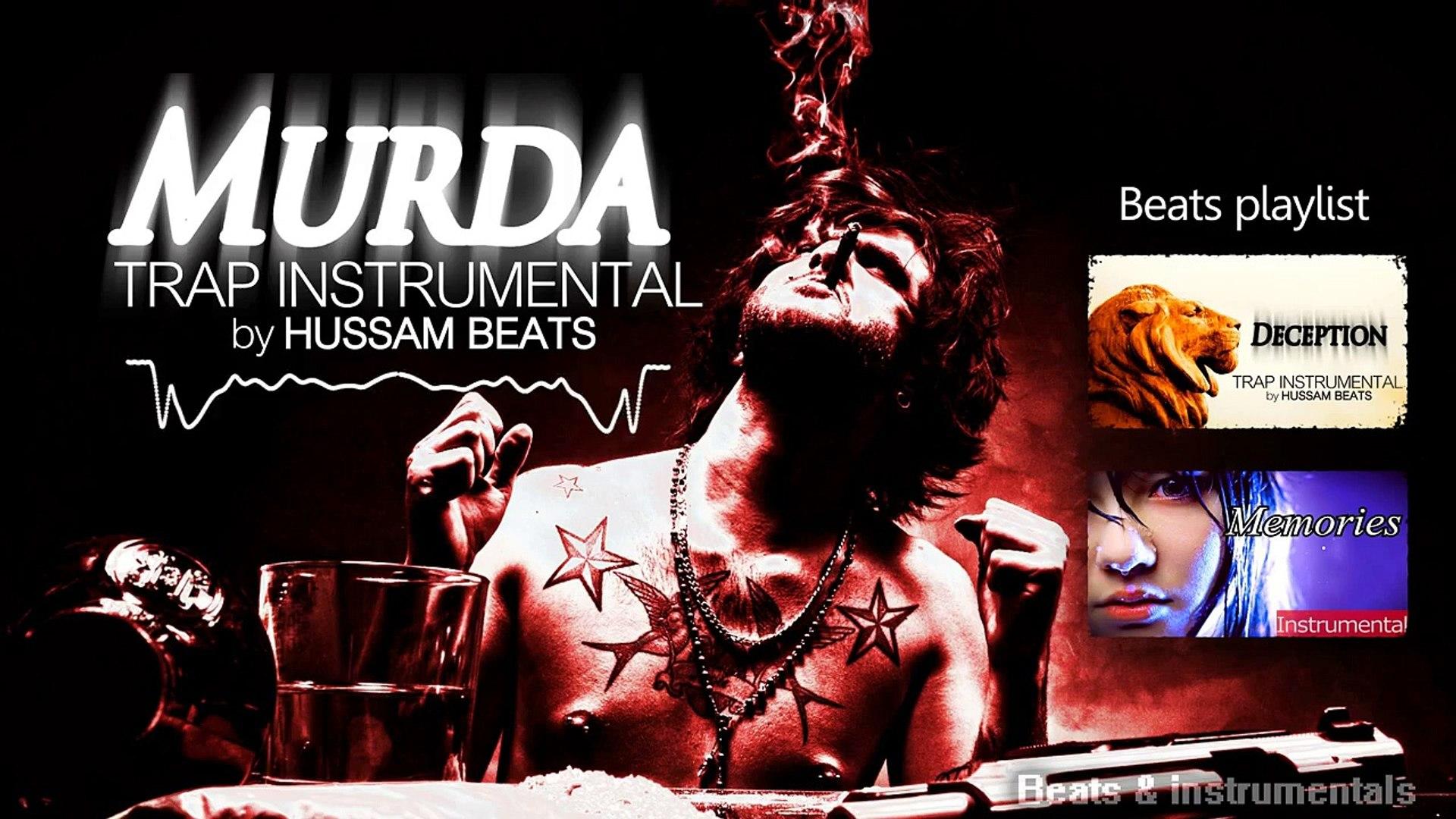 Murda - Hard Banger 808 Trap instrumental 2016 | Hussam Beats