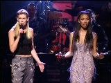 Brandy + Faith Hill - Everything I Do - VH1 Divas Live - 1999