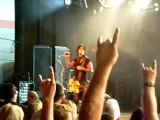 Motley Crue, Crue Fest, Nikki Sixx, 8/19/08, CIncinnati, OH
