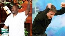 Kanye West Has Complete Tom Cruise-Level Freak Out On 'Ellen'