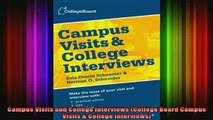 read here  Campus Visits and College Interviews College Board Campus Visits  College Interviews