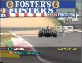 F1 2003 GP05 - SPAIN Barcelona - 2nd Qualifying