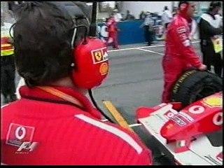 F1 2003 GP05 - SPAIN Barcelona - Race